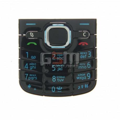 Клавиатура для Nokia 6220c, черный, русская