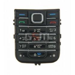 Клавиатура для Nokia 6233, черная, русская