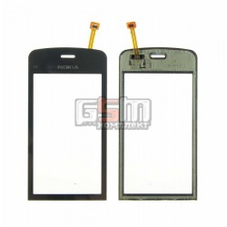Тачскрин для Nokia C5-03, C5-06, черный