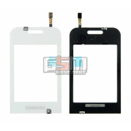 Тачскрин для Samsung E2652, E2652W, белый