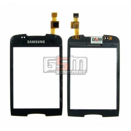 Тачскрин для Samsung S5570 Galaxy Mini, черный