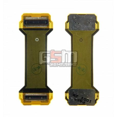 Шлейф для Nokia 6111, копия, межплатный, с компонентами