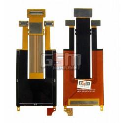 Шлейф для LG KM500, межплатный, с компонентами