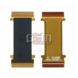Шлейф для Sony Ericsson F305, W395, копия, межплатный