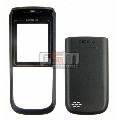 Корпус для Nokia 1680c, копия AAA, черный