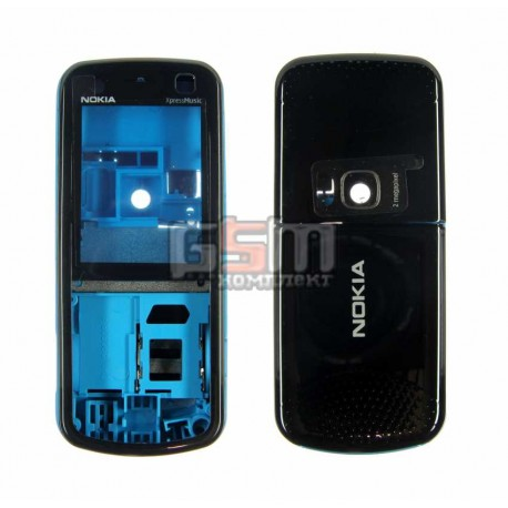 Корпус для Nokia 5320, синий, копия ААА