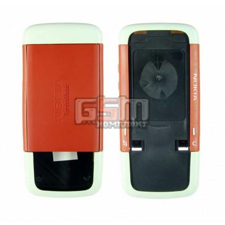 Корпус для Nokia 5700, красный, копия ААА