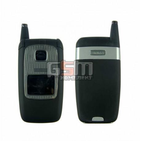 Корпус для Nokia 6103, черный, копия ААА