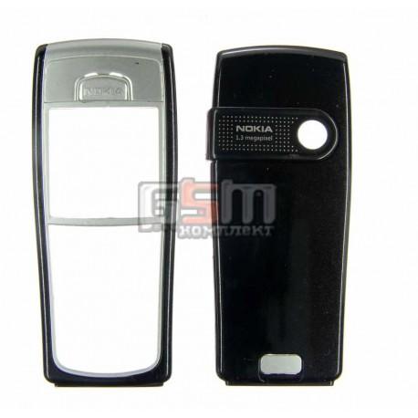 Корпус для Nokia 6230i, копия , черный