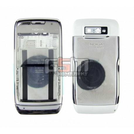 Корпус для Nokia E71, белый, копия ААА