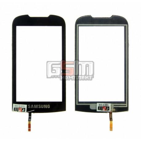 Тачскрин для Samsung S5560, черный
