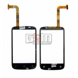Тачскрин для HTC A320 Desire C, черный