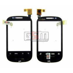 Тачскрин для Huawei U8160; MTC Mini, черный, #BYD TP10519A-V0/TM1840-001/10500C-V1