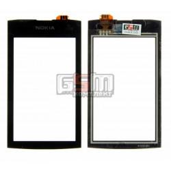 Тачскрин для Nokia 305 Asha, 306 Asha, черный
