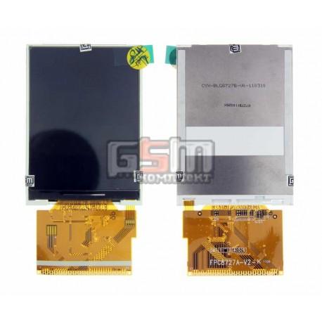 Дисплей для Fly E160, E181, оригинал, 37 pin, (N401-565000-001/TFT8K4662FPC-A1-E)