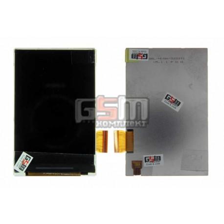 Дисплей для Fly IQ250 Swift, original, 45 pin, #S1-00168-E/SRL-HVGA-3233TI
