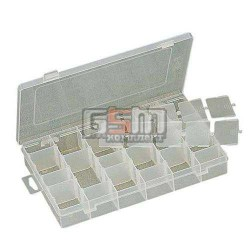 Pro'sKit 103-132D Кассетница для компонентов (275x177x42.5мм)