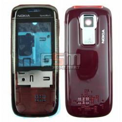 Корпус для Nokia 5130, красный, копия ААА