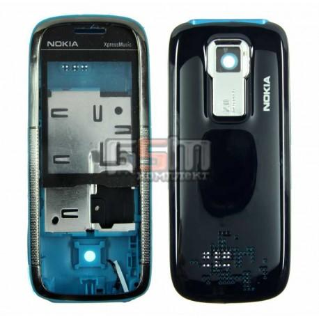 Корпус для Nokia 5130, синий, копия ААА