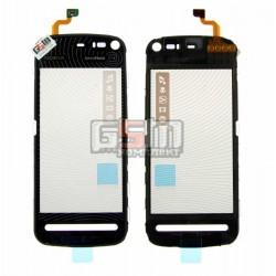 Тачскрин для Nokia 5800, черный