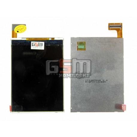 Дисплей для Huawei U8150, U8180 Ideos X1; Kyivstar Terra, #GXBL280-032 PY-2436W/WD0554-1 B1.W/CT028TN09
