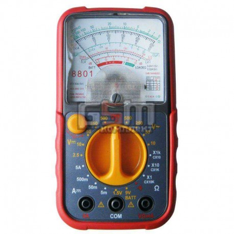 Мультиметр 8801