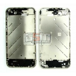 Средняя часть корпуса для Apple iPhone 4S, пустая