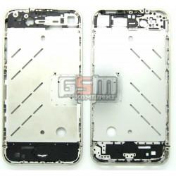 Средняя часть корпуса для Apple iPhone 4, пустая