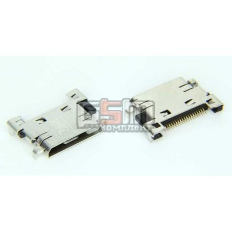 Коннектор, гнездо зарядки для Samsung F500, P310, P910, X820, X820B, Z150