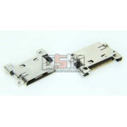Коннектор, гнездо зарядки для Samsung F500, P310, P910, X820, X820B, Z150, оригинал, #3710-002464