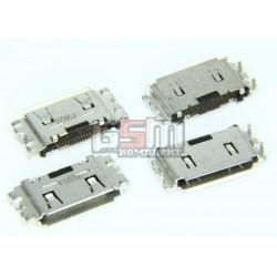 Коннектор зарядки для Samsung C180, F270, F278, L700, S3030, S3500, S3650, S8030, оригинал, #3710-002534