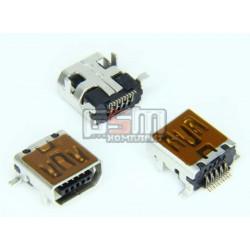 Конектор зарядки для Fly Коннектор зарядки для Fly DS103, DS103D, DS105C, DS105D, DS105D , DS107, DS113, DS113 , DS120, E130, E145, TS105, TS90, 10 pin, original, mini-USB тип-A