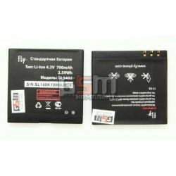 Аккумулятор BL5402 для Fly SL140DS, оригинал, (Li-ion 3.7V 700mAh), (HQ60330580163)