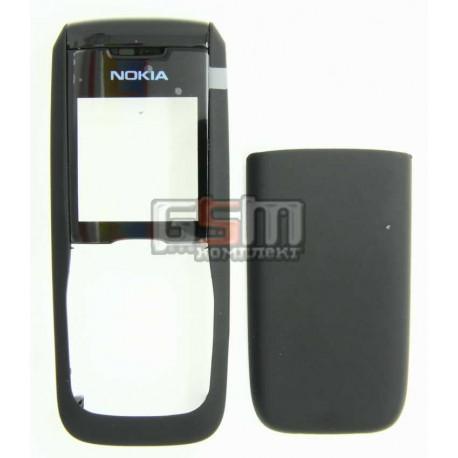 Корпус для Nokia 2610, черный, копия ААА