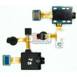 Коннектор handsfree для планшета Samsung P7300 Galaxy Tab , P7310 Galaxy Tab , со шлейфом, с микрофоном