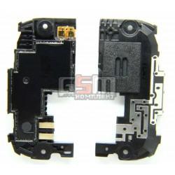Динамик полифонический (звонок) для мобильного телефонов Samsung S5250 с антенной в рамке, оригинал