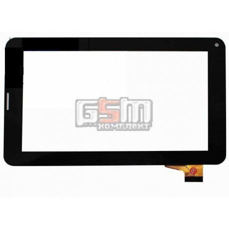 """Тачскрин (сенсорный экран, сенсор ) для китайского планшета 7"""", 30 pin, с маркировкой FM703906KA, для X-Digital Tab 701, X-Digit"""