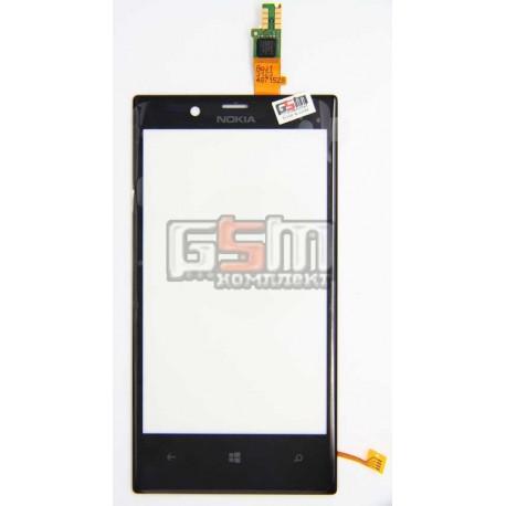 Тачскрин для Nokia 720 Lumia, черный