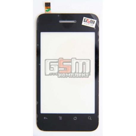 Тачскрин для ZTE X500, черный
