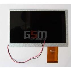 """Экран (дисплей, монитор, LCD) для китайского планшета 7"""", 60 pin, с маркировкой AR070D08N-FPC-V3, 773TG700F220021"""