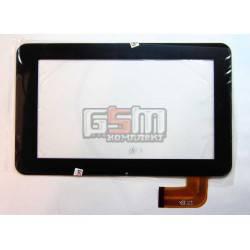 """Тачскрин (сенсорный экран, сенсор ) для китайского планшета 7"""", 36 pin, размер 188 х 116 mm, с маркировкой 1135-A1, E-C7009-03,"""
