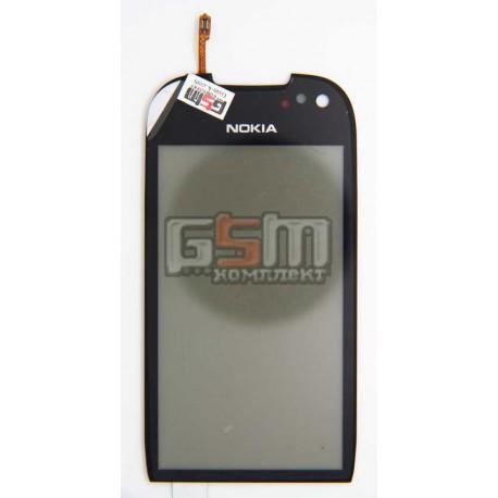 Тачскрин для Nokia 701, черный