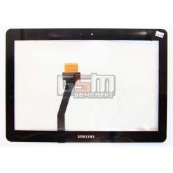 Тачскрин для планшета Samsung N8000 Galaxy Note, N8010 Galaxy Note, P5100 Galaxy Tab2 , P5110 Galaxy Tab2 , черный, (244*171 mm)