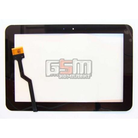 Тачскрин для Samsung P7300 Galaxy Tab, P7310 Galaxy Tab, P7320 Galaxy Tab, черный
