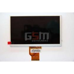 "Экран (дисплей, монитор, LCD) для китайского планшета 7"", 50 pin, с маркировкой AT070TN92, DX7002HL18A-N50B, 7DD1+1 FPC, Tablet"