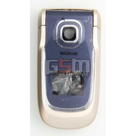 Корпус для Nokia 2760, синий, копия ААА