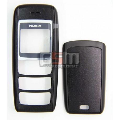 Корпус для Nokia 1600, черный, копия ААА