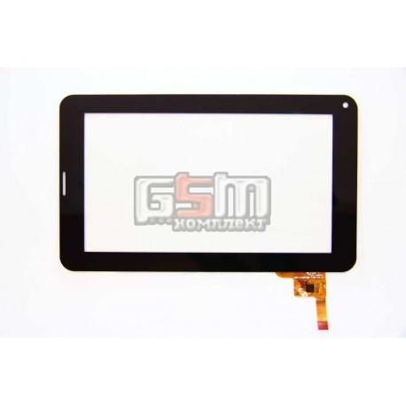 """Тачскрин (сенсорный экран, сенсор ) для китайского планшета 7"""", 12 pin, с маркировкой 300-N3803B-C00-v1.0, DTP-Group, для MOMO9"""