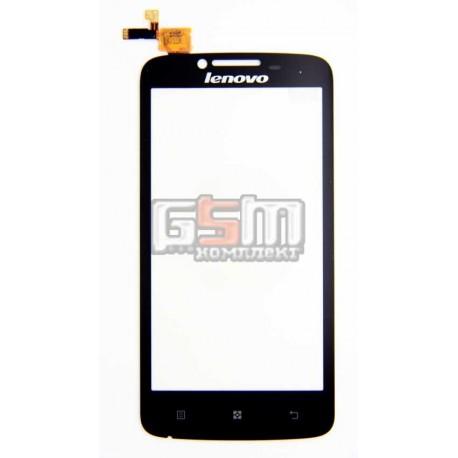 Тачскрин для Lenovo A820e, черный