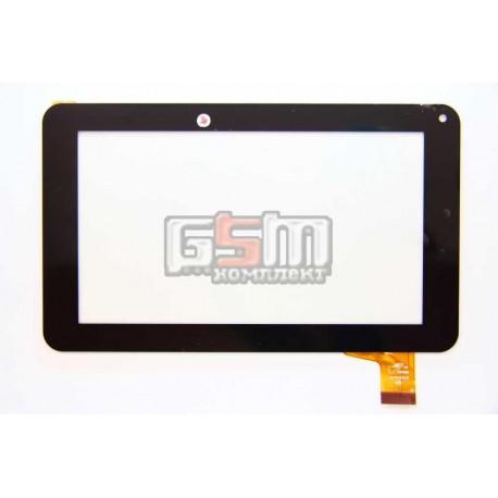 """Тачскрин (сенсорный экран, сенсор ) для китайского планшета 7"""", 30 pin, с маркировкой HS1248, 86US ZHC-059B, SG5351A-FPC-V0, PB7"""